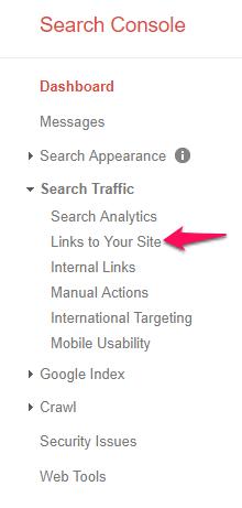 Search Console Link Checker