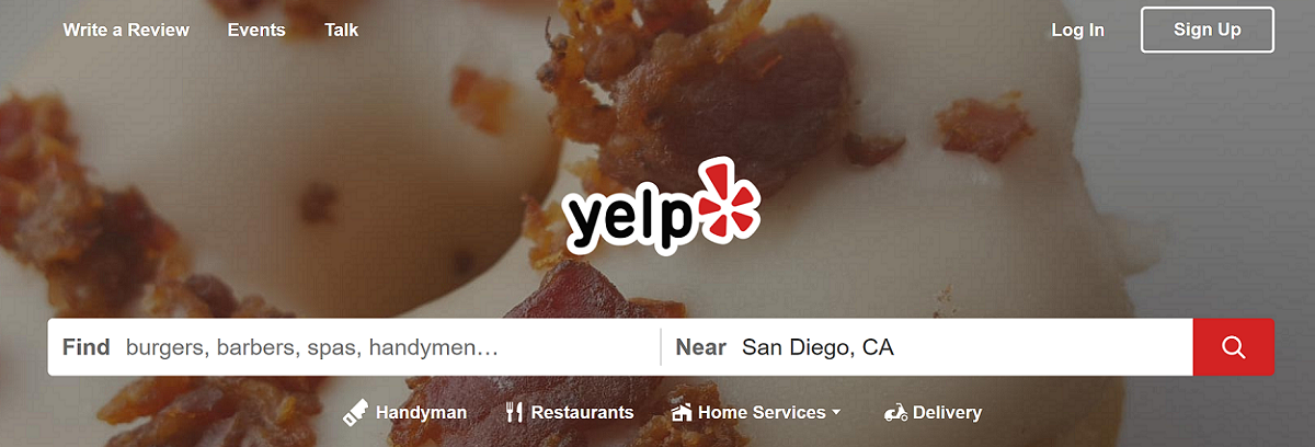 Yelp for Business