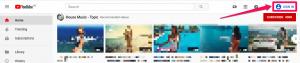 create brand account youtube