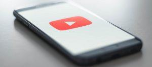 youtube brand account