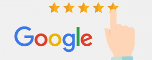 My Google reviews