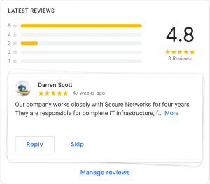 how to respond to google reviews