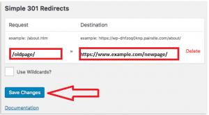 301 Redirect, WordPress Plugin