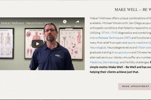 makariwellness - portfolio