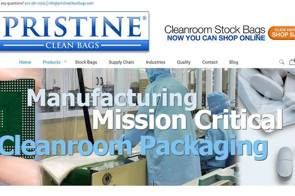 Pristine Cleanroom Bags